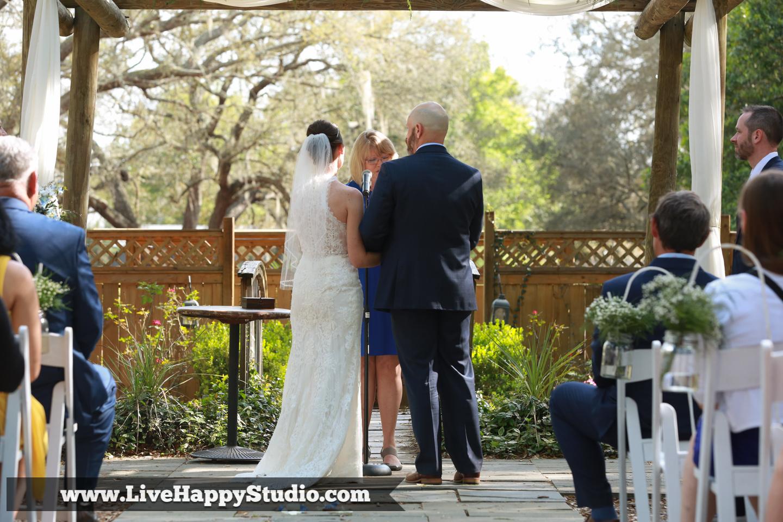 orlando wedding photography  orlando wedding photographer  harmony gardens wedding venue orlando  ceremony garden