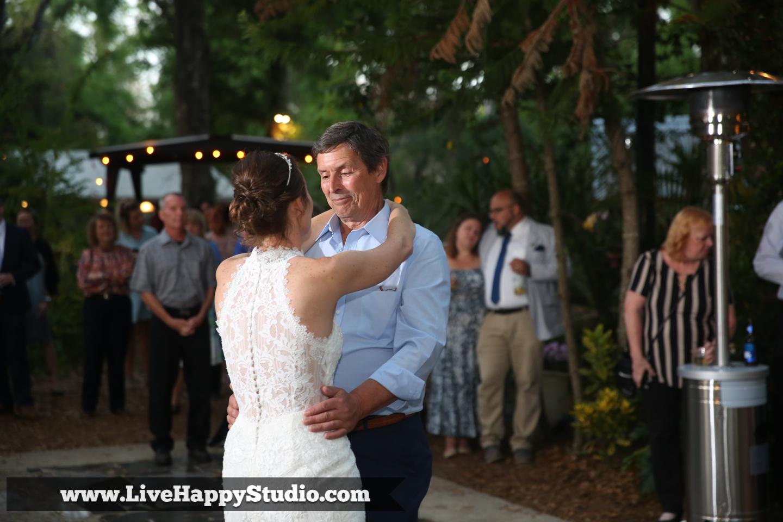 orlando wedding photography  orlando wedding photographer  harmony gardens wedding venue orlando  brother and sister dance