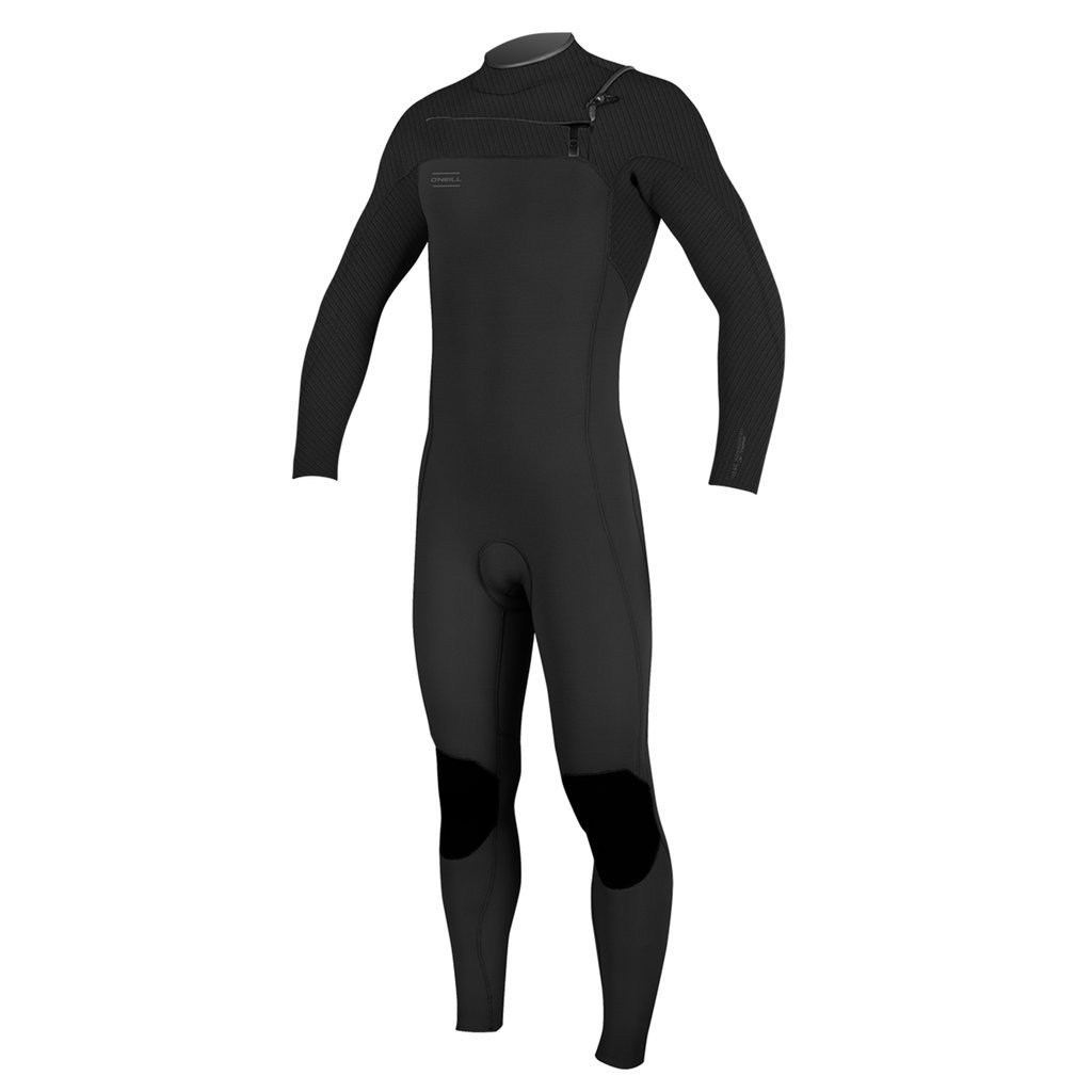 SHOP MANAGER MIKE SAYS…….This suit is so buttery, and the most flexible wetsuit I've tried (and I've tried a lot!) This is the perfect all season full suit with 3mm neoprene all over. If you want to feel unrestricted and warm this winter this is the suit for you. Try one on…you won't be disappointed! (also available in 4/3mm Hyperfreak comp zipperless entry!)