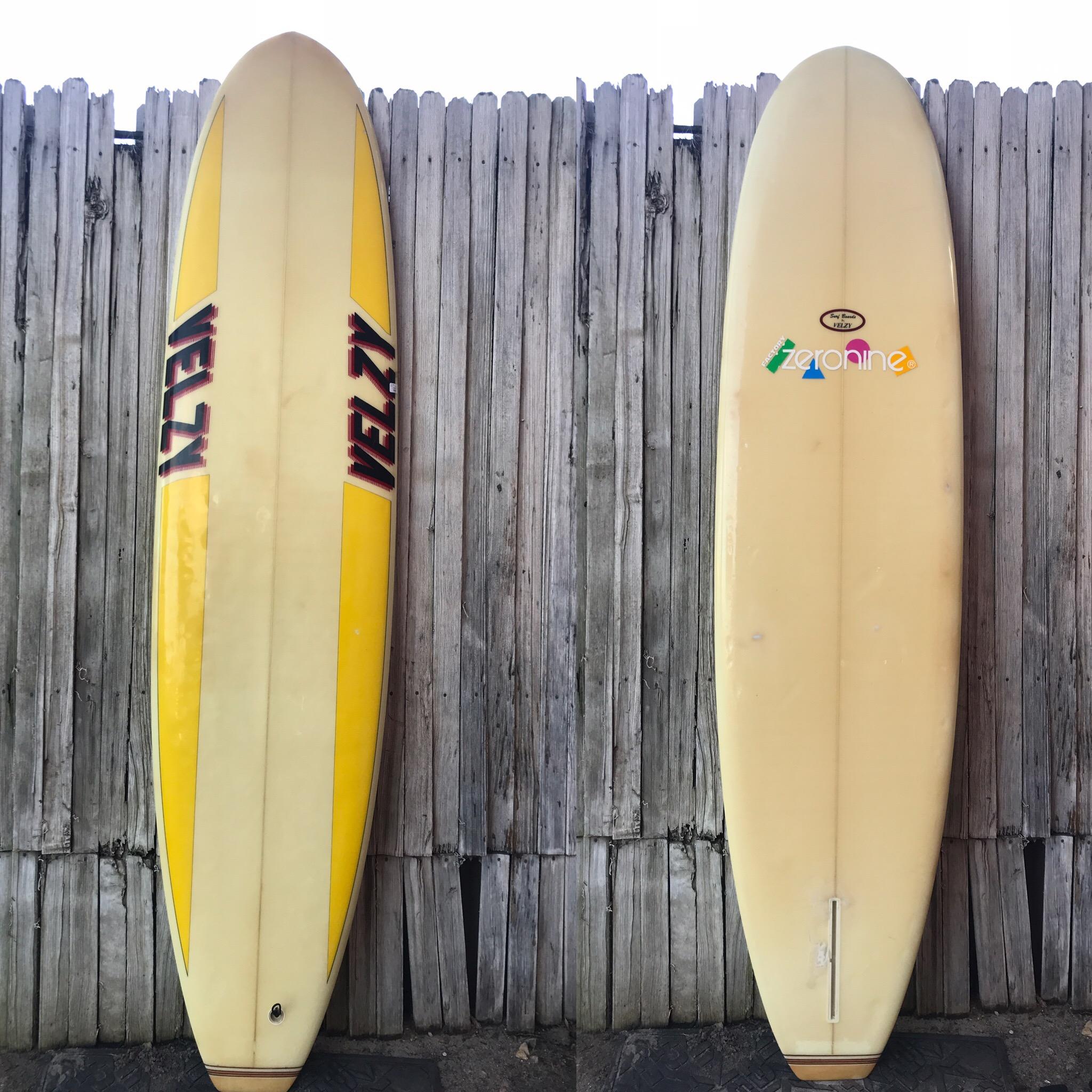 7'10 Velzy Surfboard