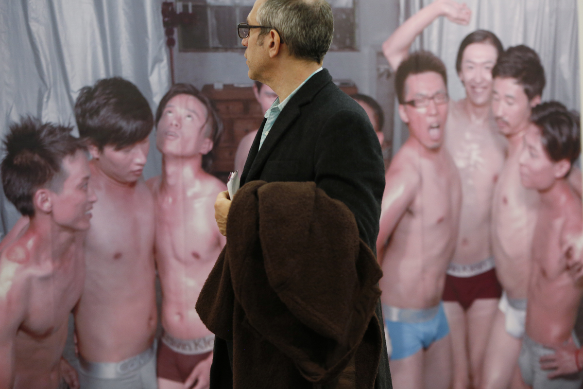 Armory Show, New York (AP Photo/Nat Castaneda)