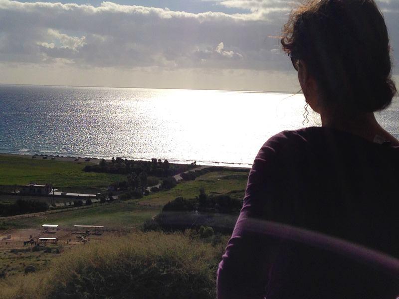 Latchi, Cyprus, January, 2014
