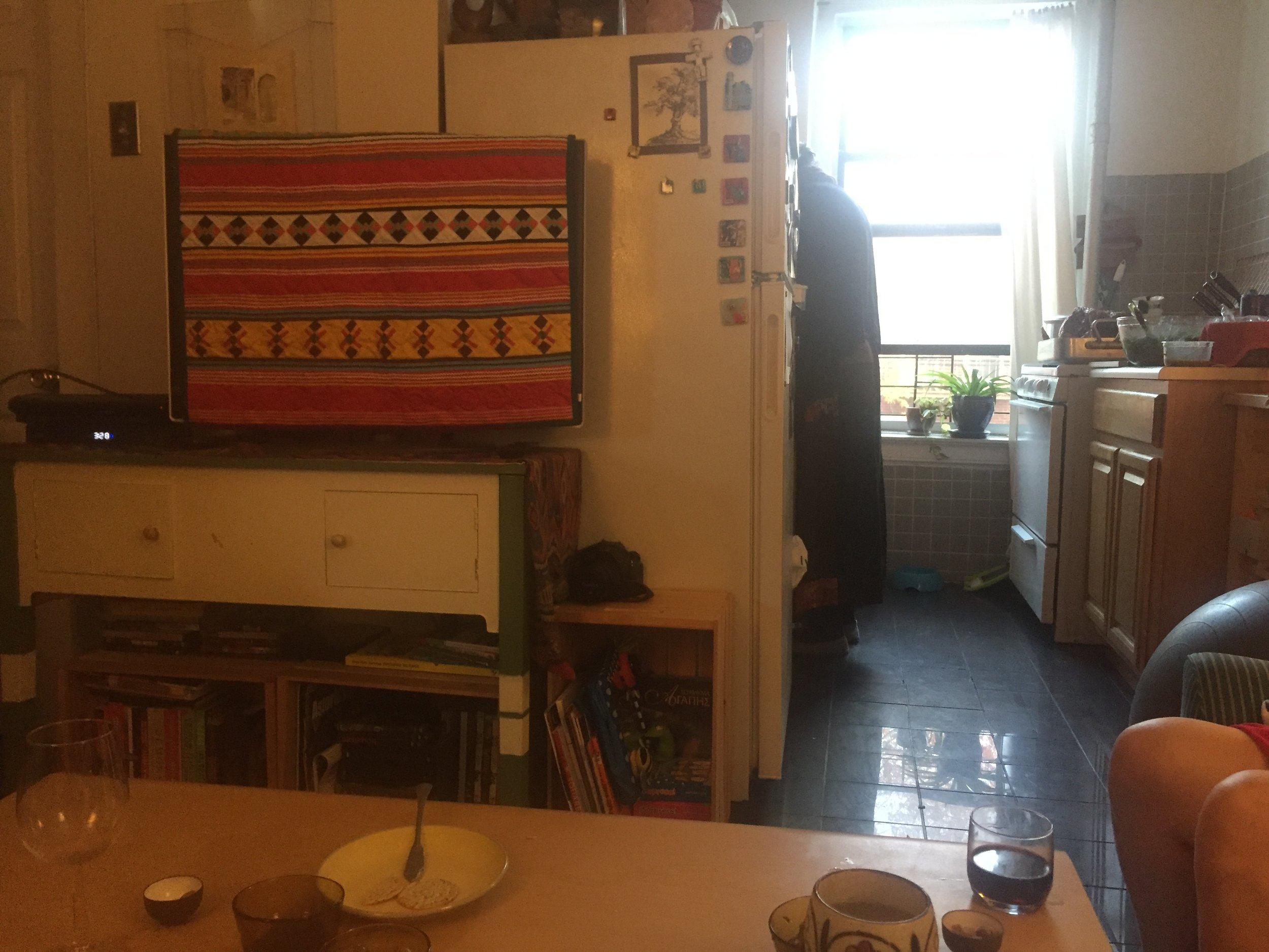Vasmando Apartment, Astoria, Queens, 2016