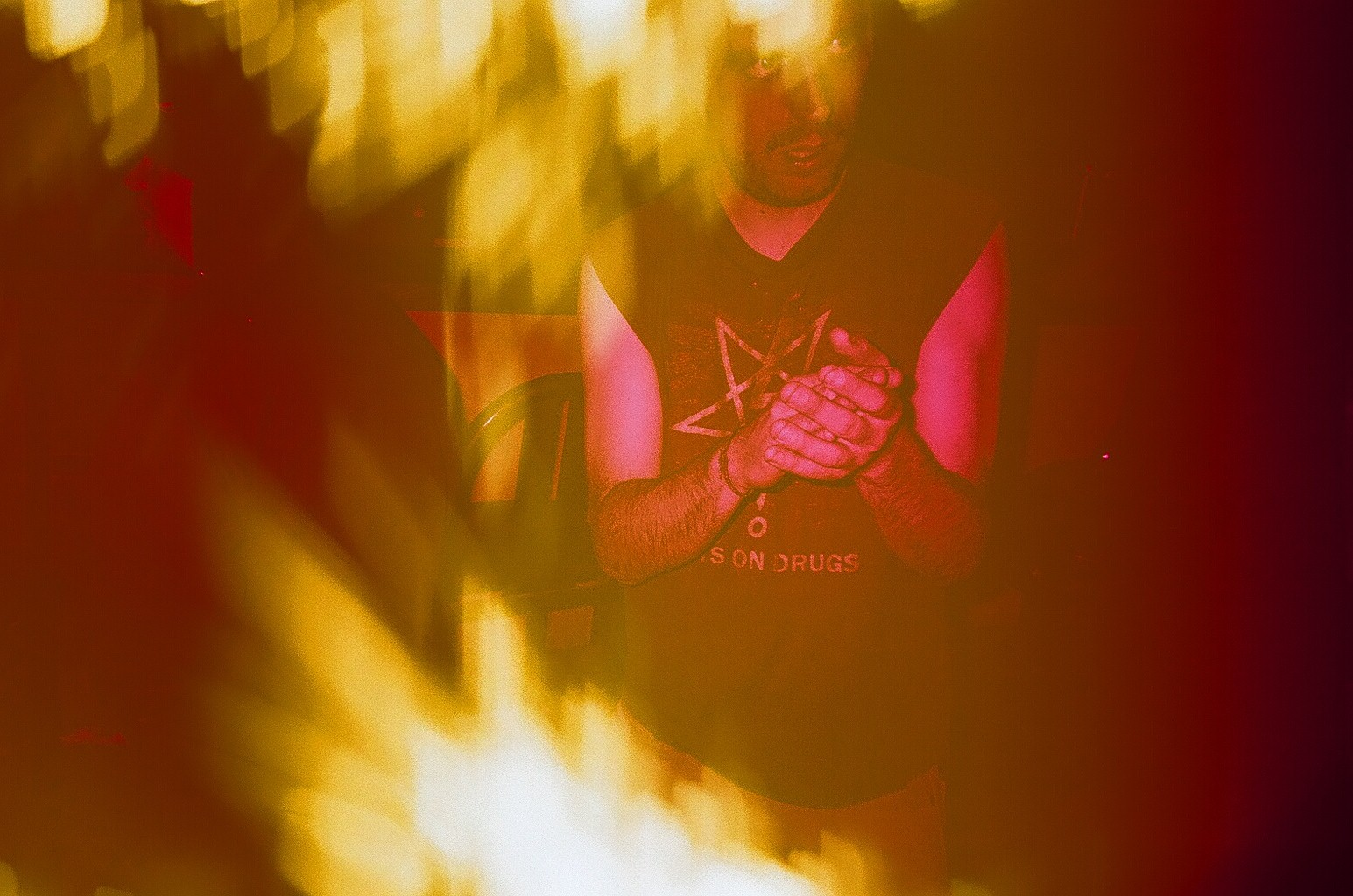 This is Matt. Or maybe Satan. No idea where the hellfire effect came from.