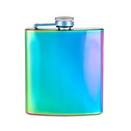 This  fun flask  also comes in a  set of four  and would be perfect for bridal party gifts!