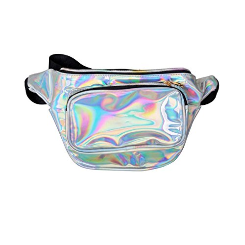 I use a  fanny pack  at all of my trade shows and events for storing my credit card reader and cold hard cash. I'm thinking of upgrading from my current purple one and this is first on my list.