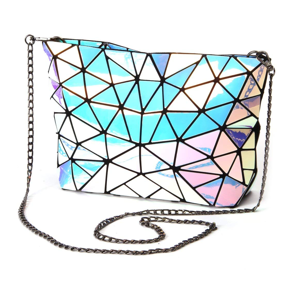I'm so tempted to get this  geometric purse ! I tend to be the kind of person (purson? you like the puns???) who doesn't buy special occasion items, but this is gorgeous!