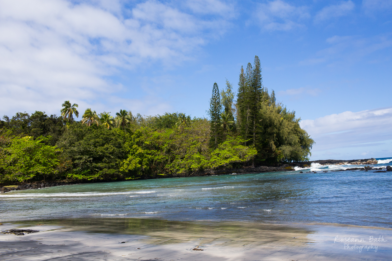 Shipman Beach, Hawaii