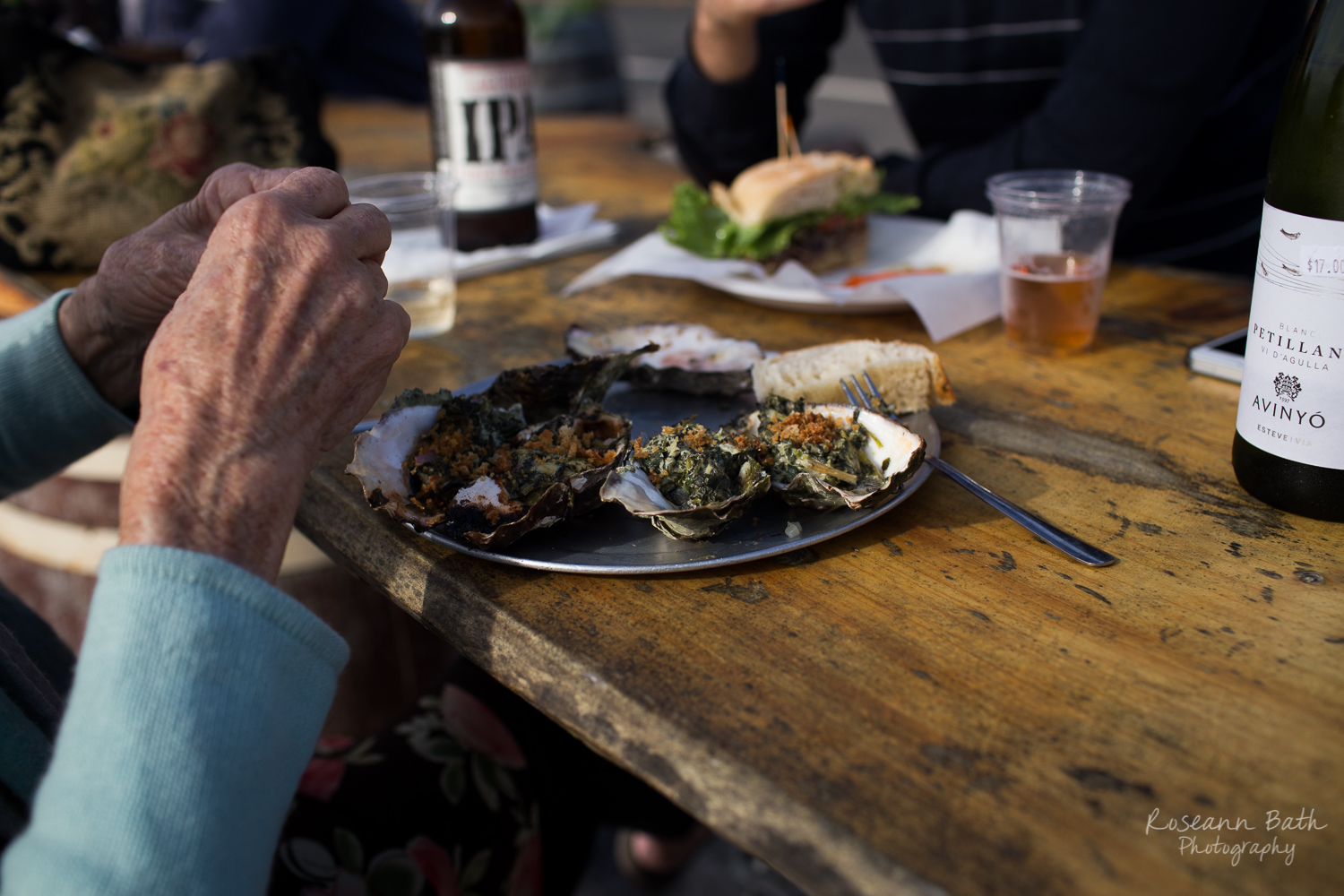 Oysters Rockefeller, Marshall Store