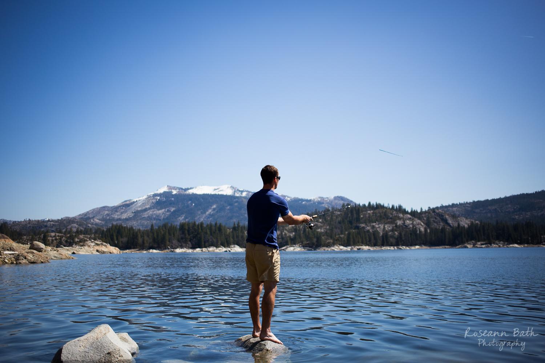 fishing lake spaulding
