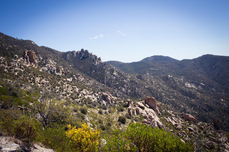 Mount Lemmon Views