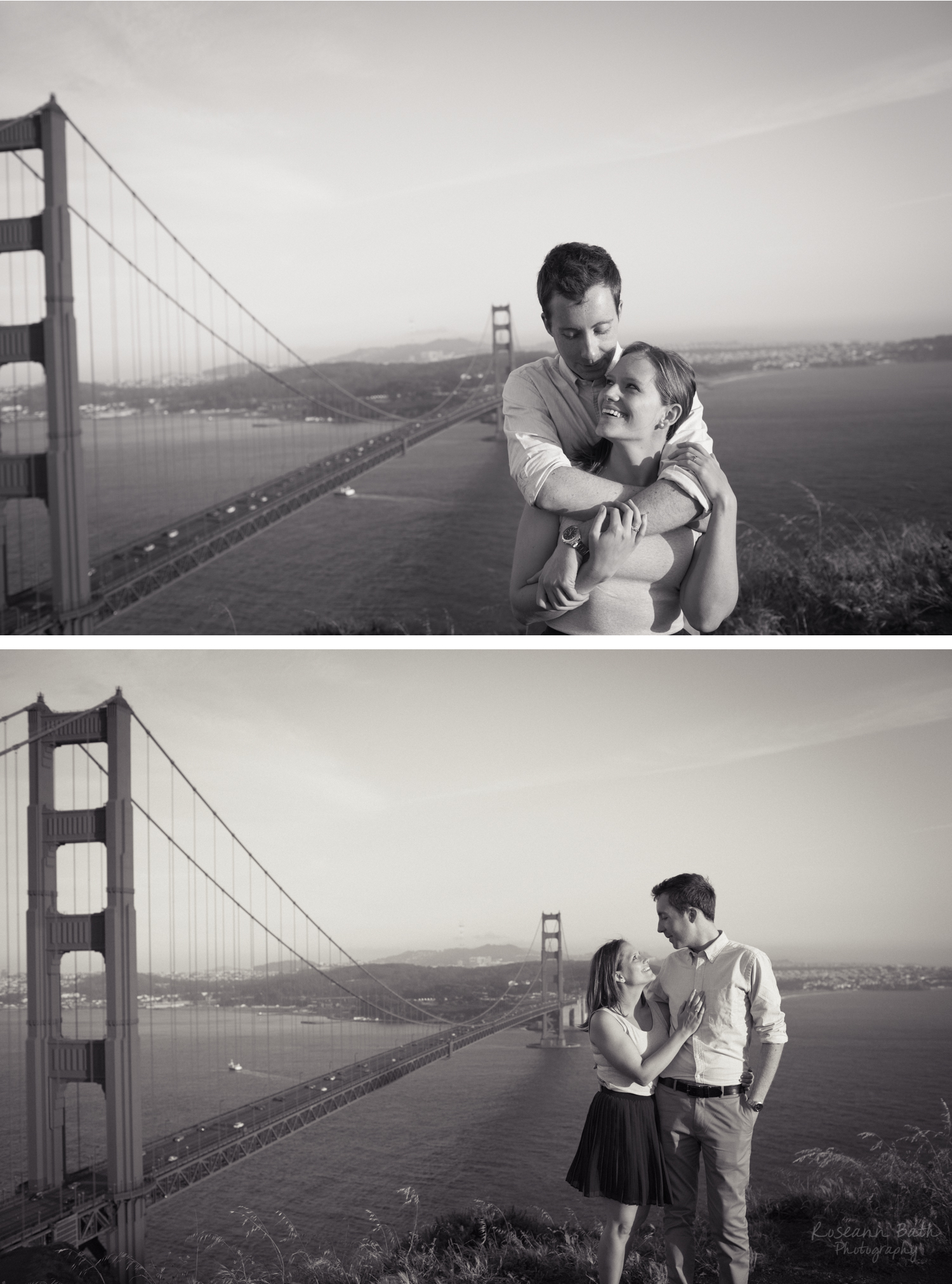 Golden Gate Bridge Engagement