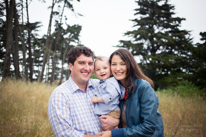 smiles family portrait photographer san francisco