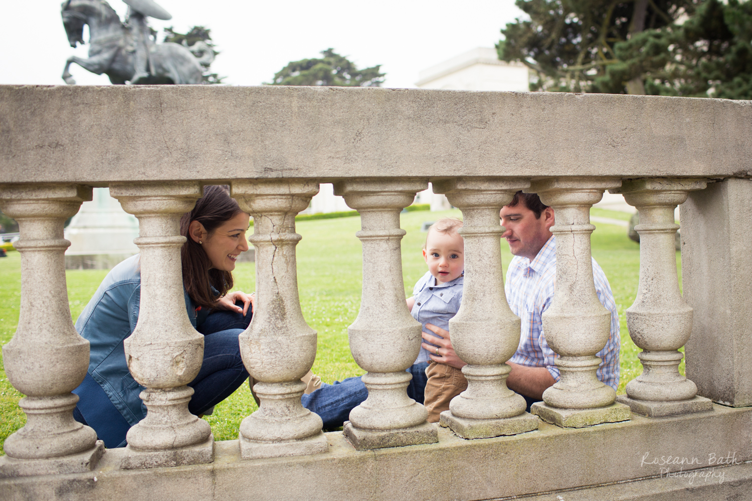 legion of honor museum family session