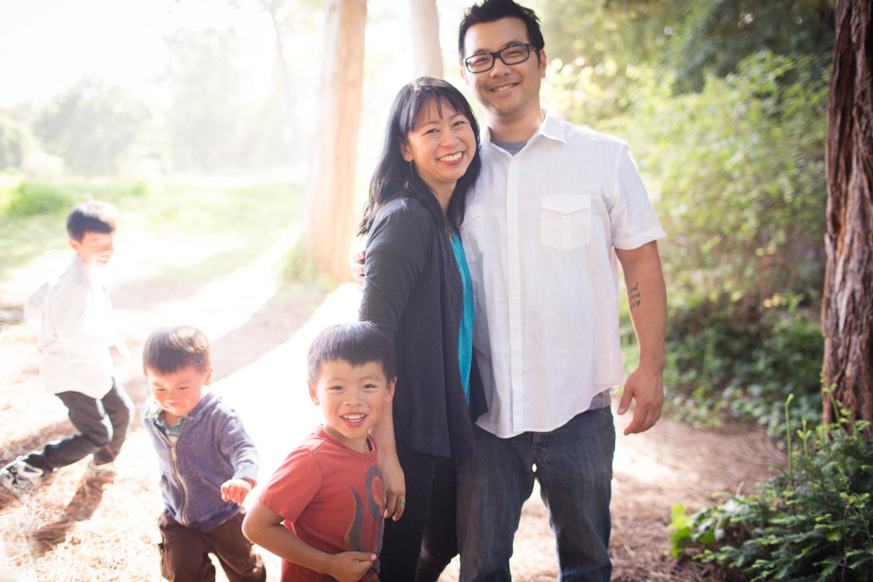 family photos east bay