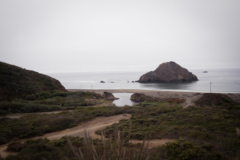 Elk California Coast