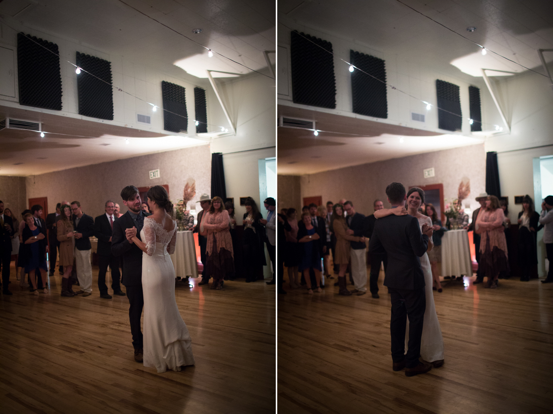 first dance greenwood community center