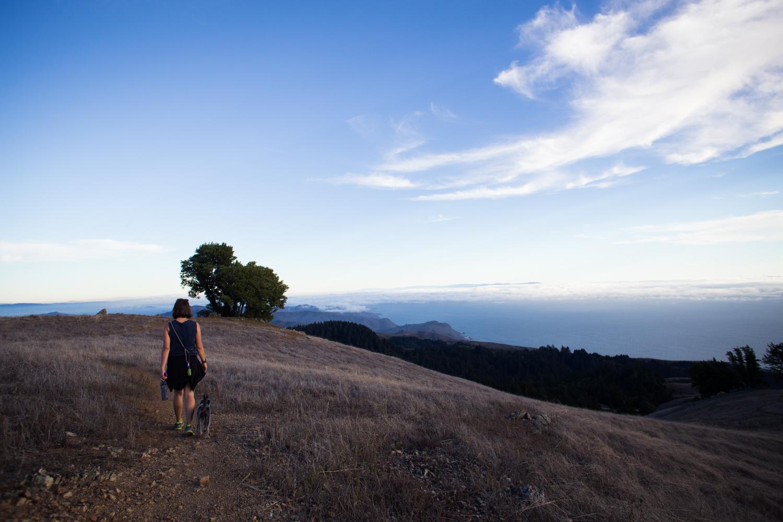 hiking mount