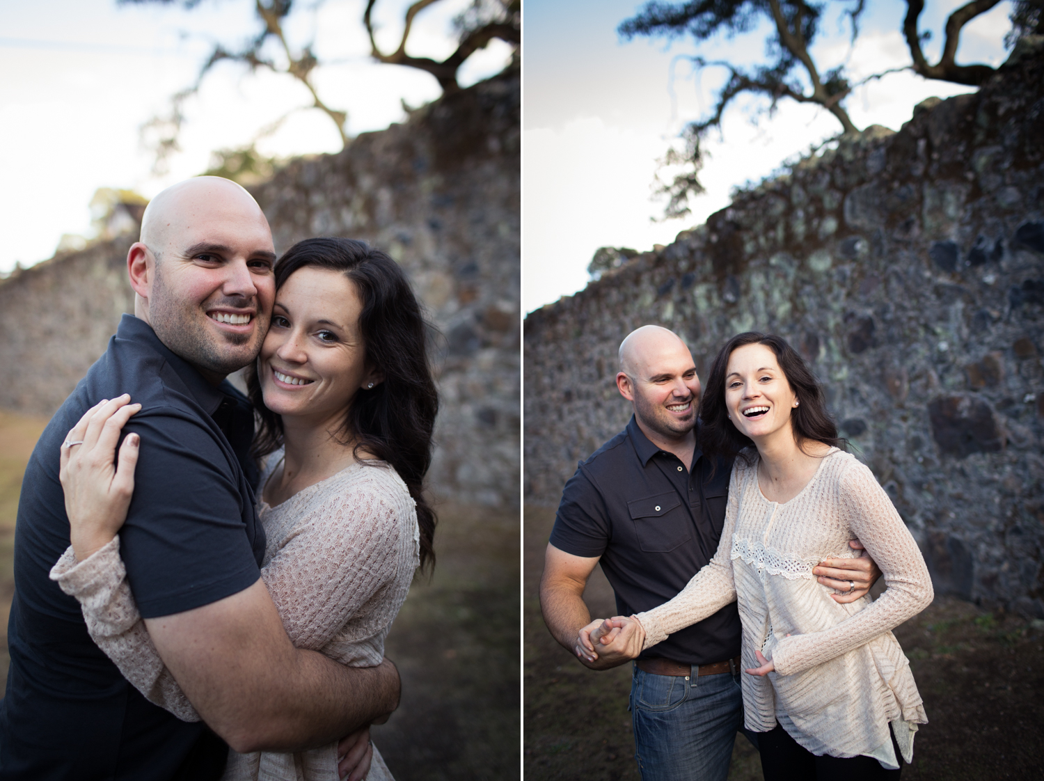 jack london state park engagement sonoma county