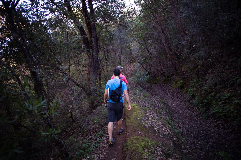 hike to the yuba