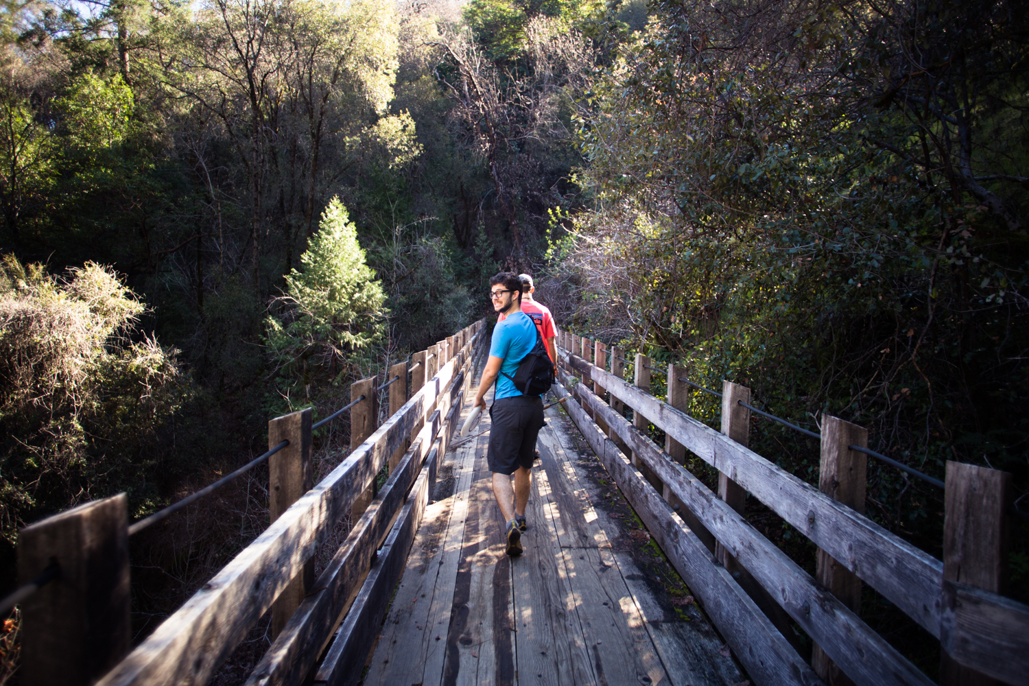 Independence trail yuba river hike