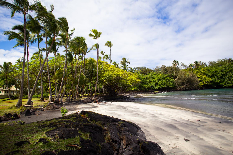 Shipman Beach Big Island
