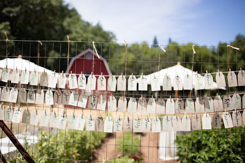 mendocino county barn wedding