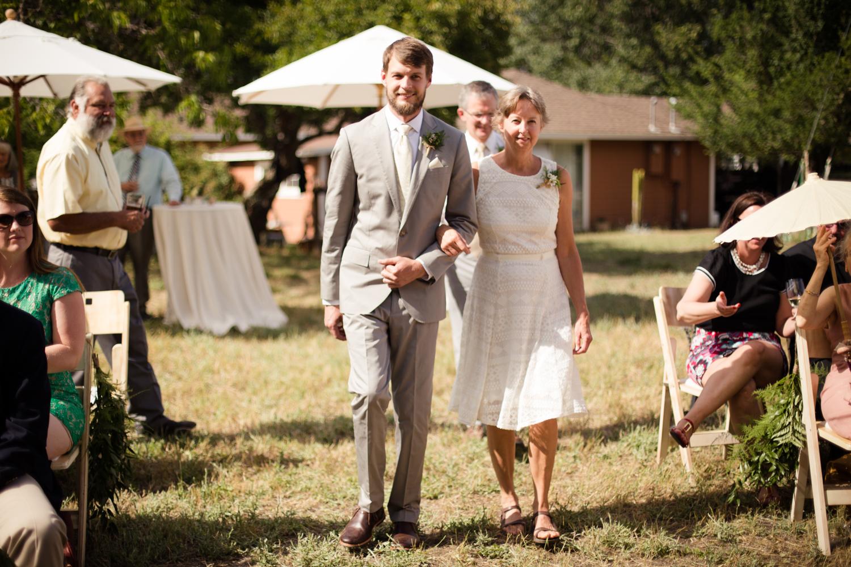 ceremony Mendocino County Wedding Photographer