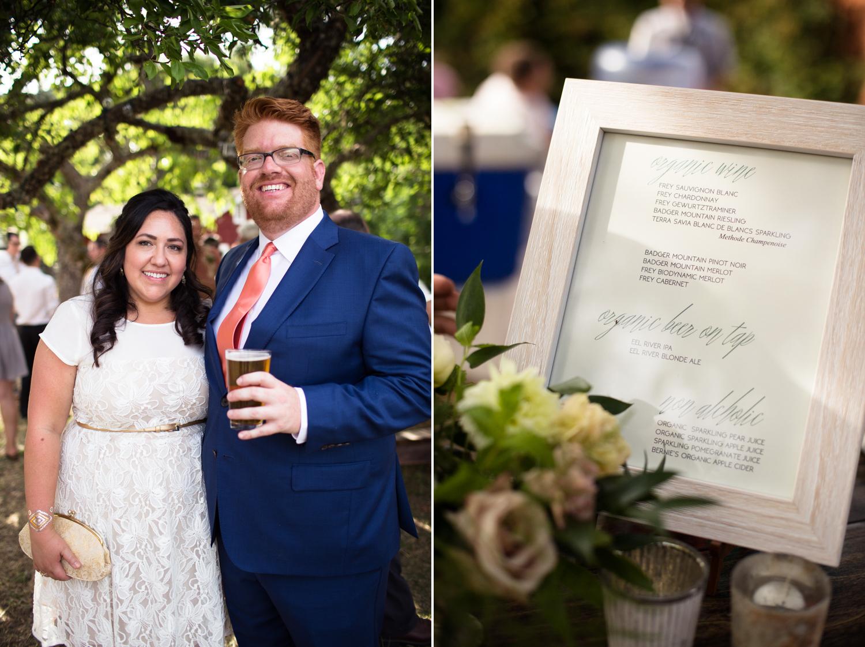 mendocino county wedding