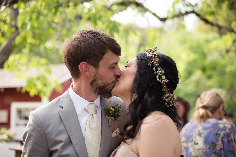 bride and groom mendocino county wedding photographer