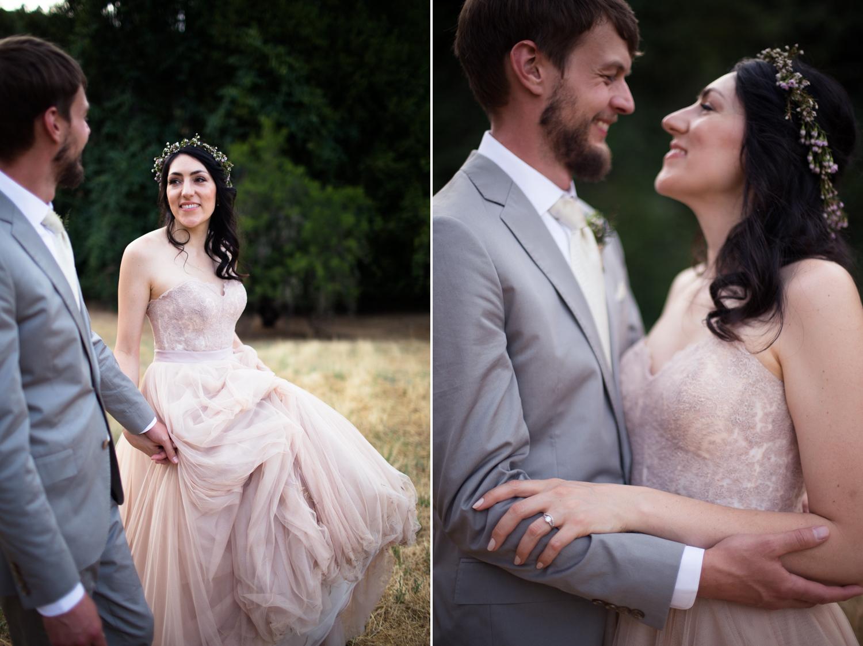 grass valley wedding photography