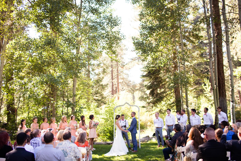 incline village aspen grove wedding photography