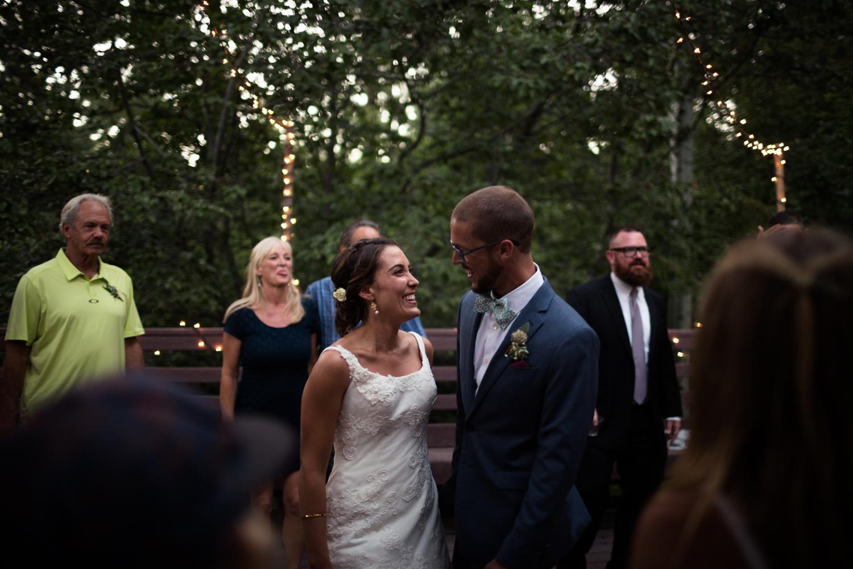 lake tahoe wedding photographer dance party