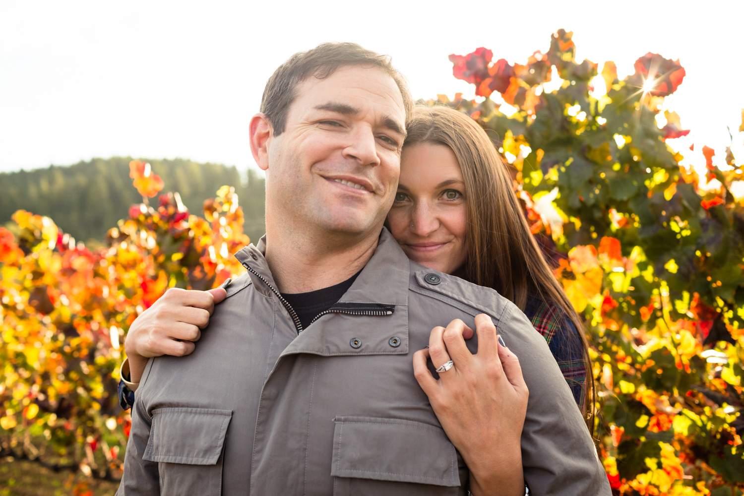 boonville engagement photographer