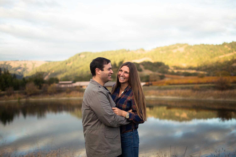 mendocino county engagement photographer boonville ukiah