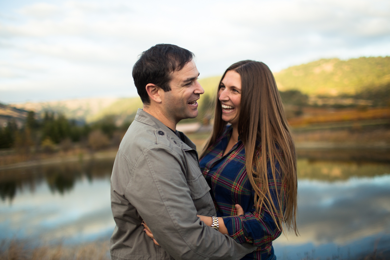nevada county engagement photographer grass valley