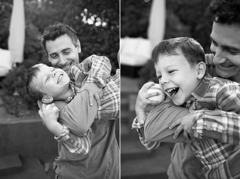 father son family portrait photographer nevada county