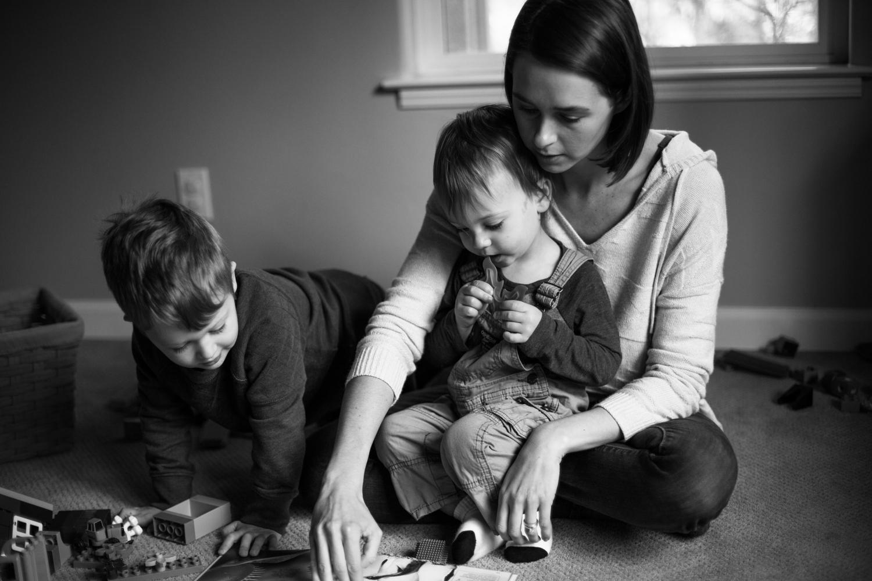 modern motherhood candid childhood nevada county