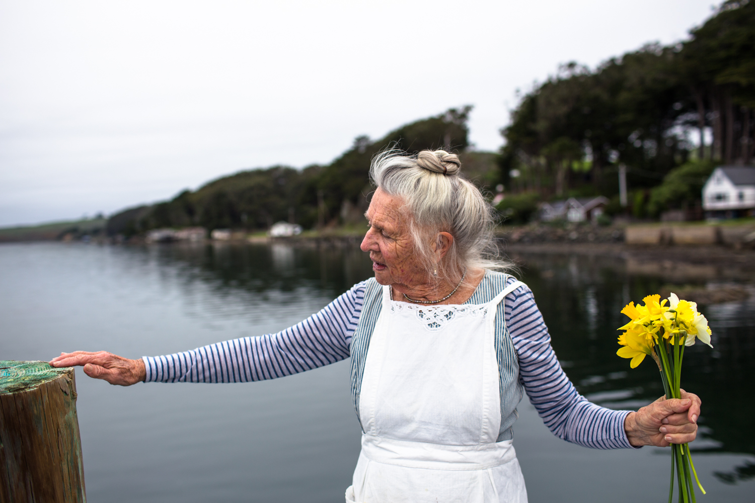 tomales bay portraits