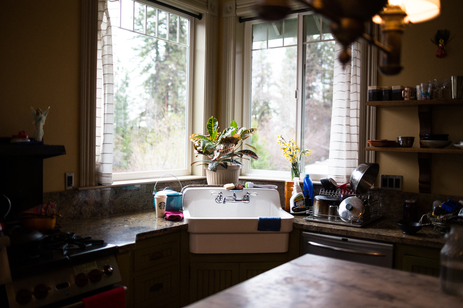 farm kitchen nevada city documentary photographer