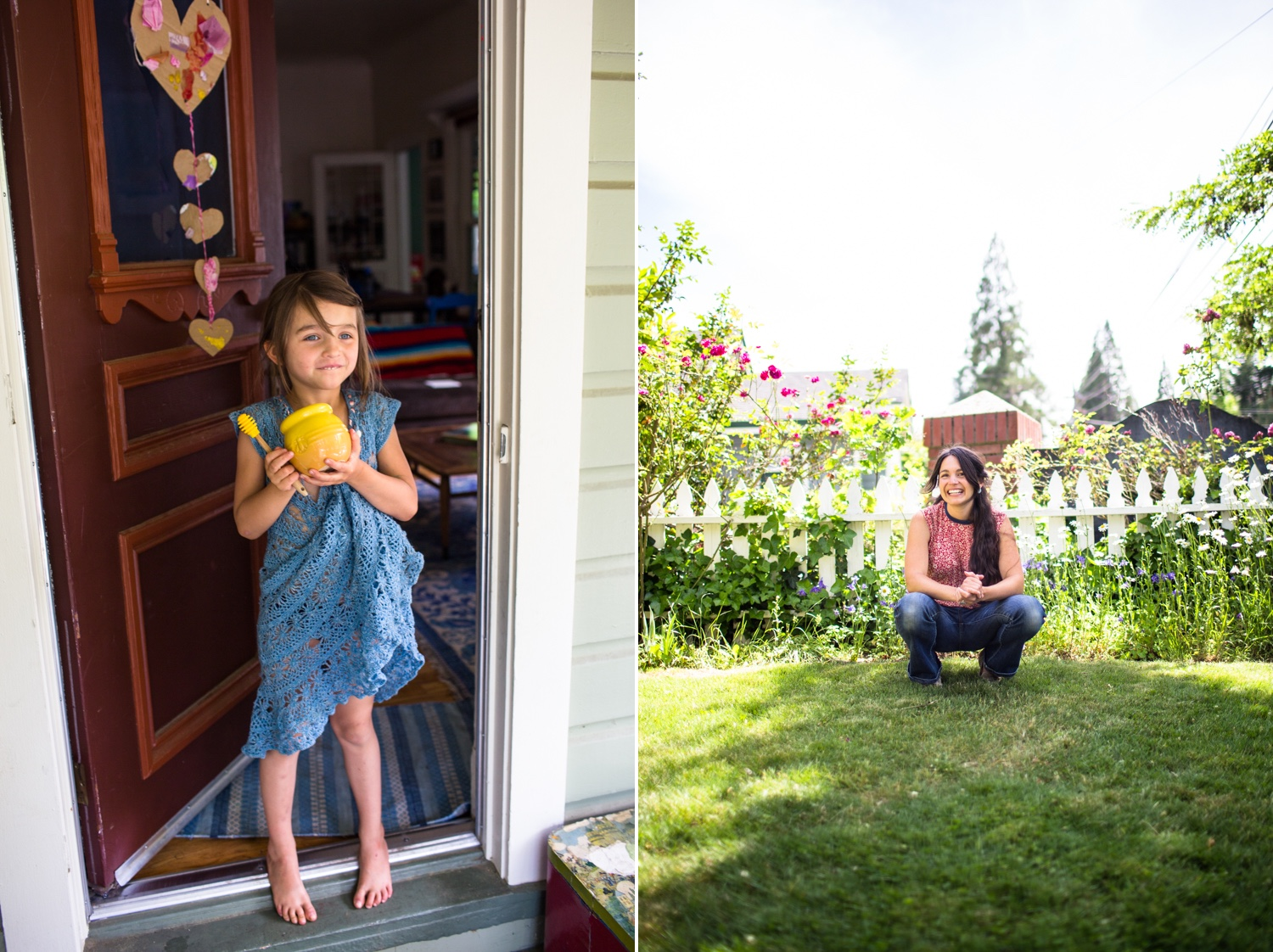 Nevada City Sacramento grass valley family photographer natural light documentary