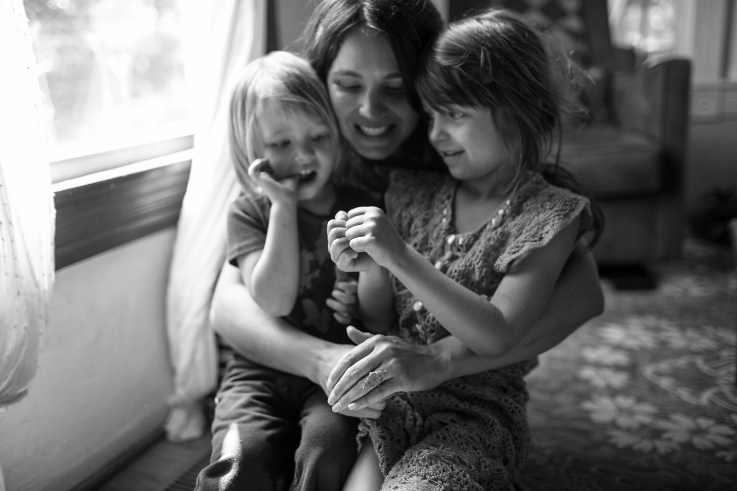 Nevada City family photography natural light documentary lifestyle