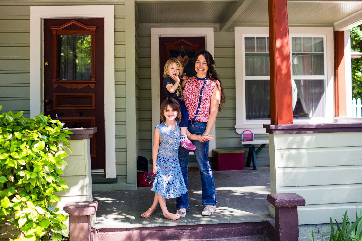 Nevada City family photography natural light documentary lifestyle photographer