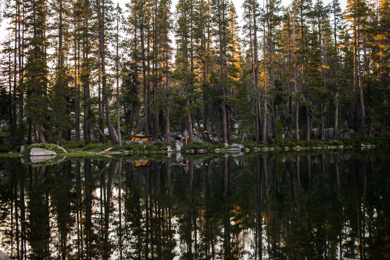 hidden lake tahoe national forest