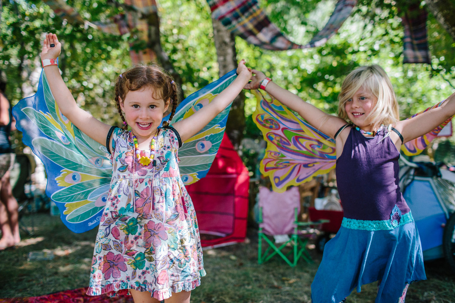 nevada city natural light event childrens party photographer