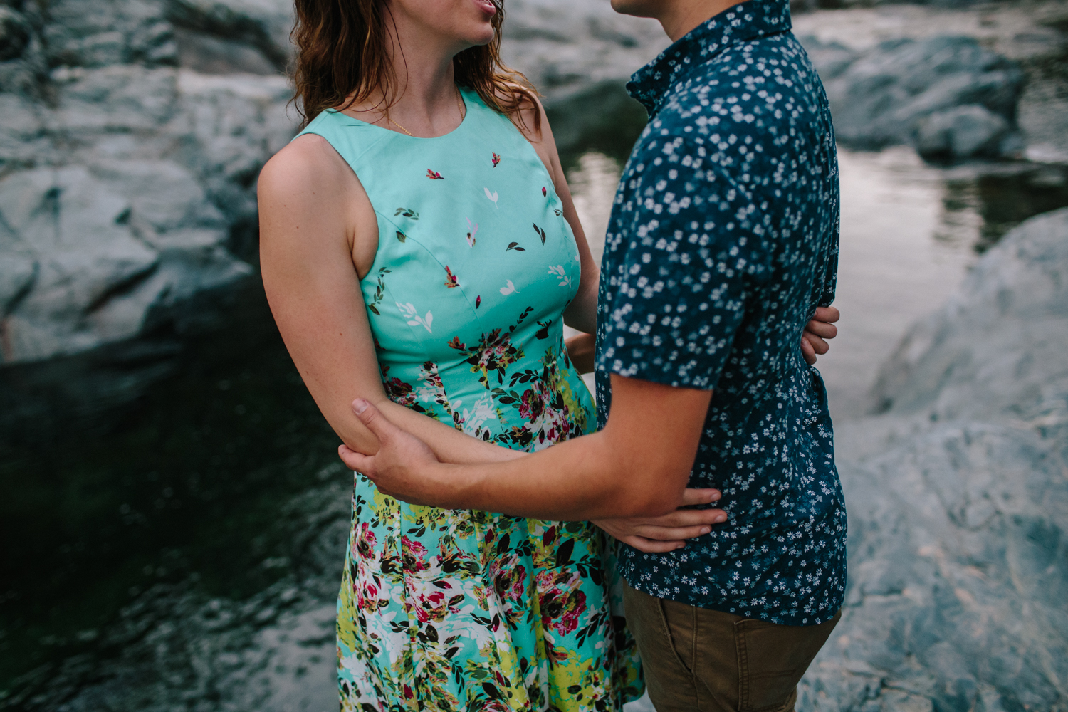 engagement photography south yuba river state park