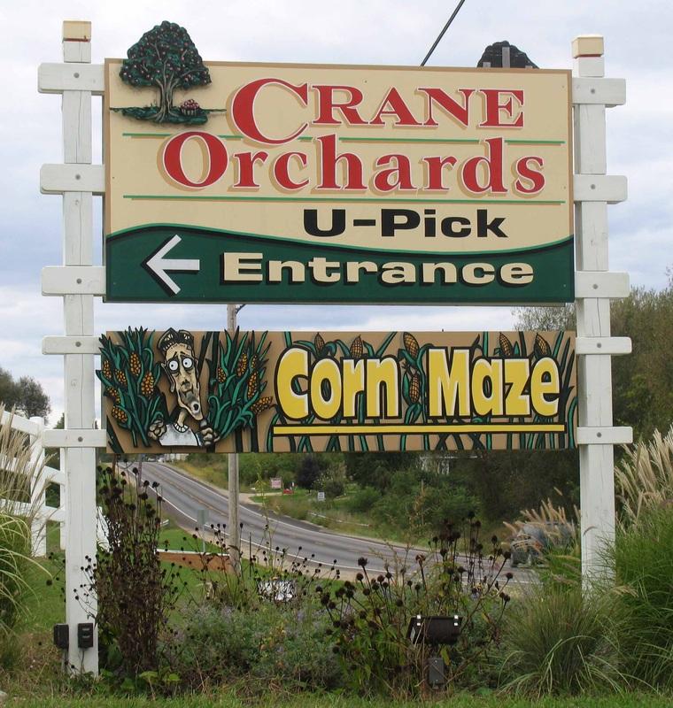 Crane Orchards - 6054 124th Ave., Fennville, MI 49408 (269) 561.8651
