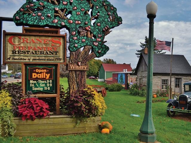 Crane's Pie Pantry - 6054 124th Avenue (M-89), Fennville, MI (269) 561.2297contact@cranespiepantry.com