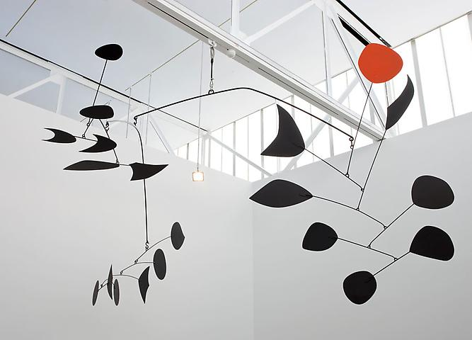 Source: Art Observed  A mobile by Calder.