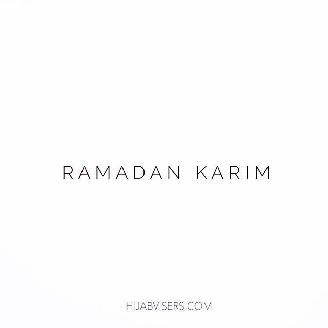 Ramadan Karim everyone 🌙❤️🙏🏻😘 . . . #ramadan  #islam  #love  #peace